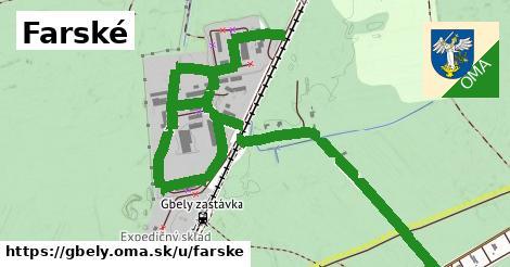 ilustrácia k Farské, Gbely - 1,25km