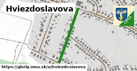 ilustrácia k Hviezdoslavova, Gbely - 322m