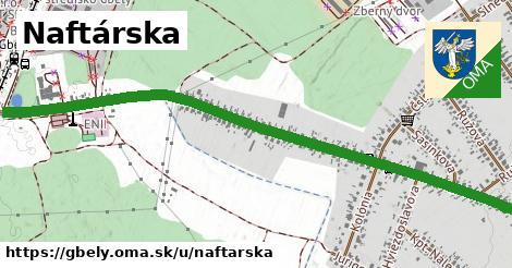 ilustrácia k Naftárska, Gbely - 1,91km