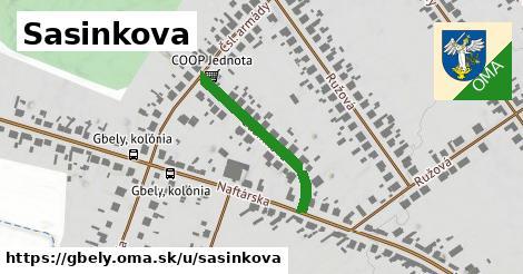 ilustrácia k Sasinkova, Gbely - 254m
