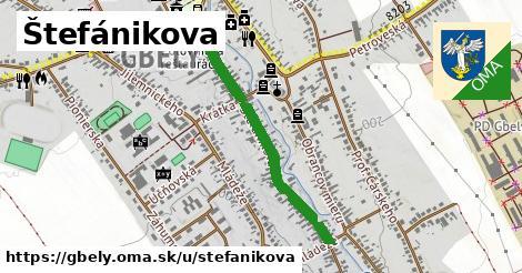ilustrácia k Štefánikova, Gbely - 562m