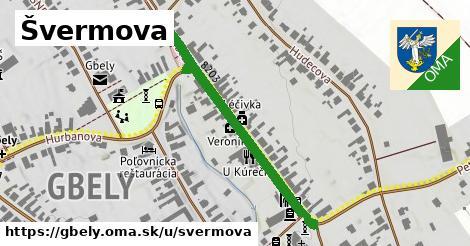 ilustrácia k Švermova, Gbely - 1,32km