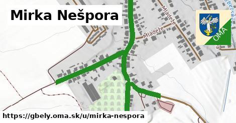 ilustrácia k Mirka Nešpora, Gbely - 1,88km