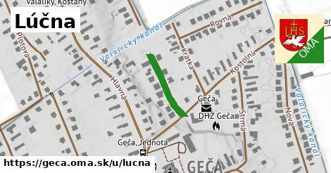 ilustrácia k Lúčna, Geča - 130m