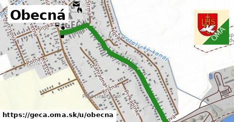 ilustrácia k Obecná, Geča - 0,99km