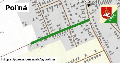 ilustrácia k Poľná, Geča - 391m