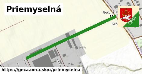ilustrácia k Priemyselná, Geča - 518m