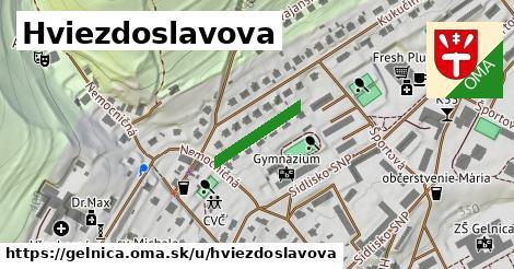 ilustrácia k Hviezdoslavova, Gelnica - 148m