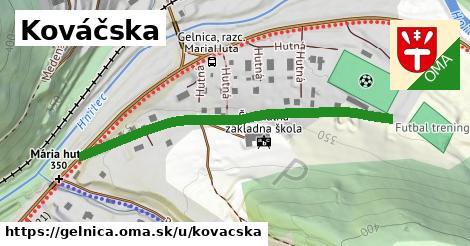 ilustrácia k Kováčska, Gelnica - 423m