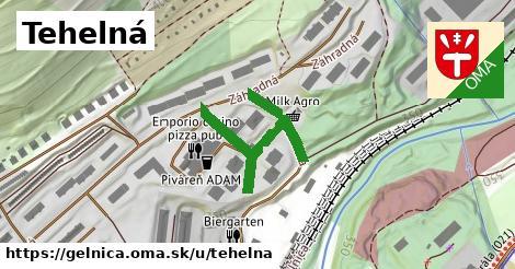 ilustrácia k Tehelná, Gelnica - 350m