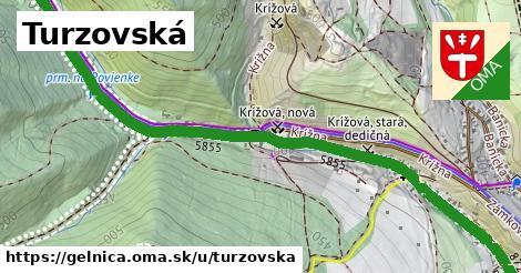 ilustrácia k Turzovská, Gelnica - 2,7km
