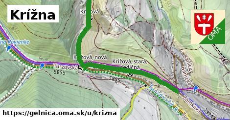 ilustrácia k Krížna, Gelnica - 1,12km