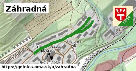 ilustračný obrázok k Záhradná, Gelnica