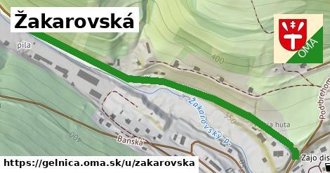 ilustrácia k Žakarovská, Gelnica - 687m