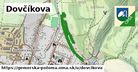 ilustrácia k Dovčíkova, Gemerská Poloma - 520m