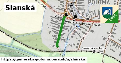 ilustračný obrázok k Slanská, Gemerská Poloma