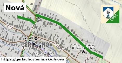 ilustrácia k Nová, Gerlachov - 487m