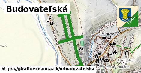 ilustrácia k Budovateľská, Giraltovce - 1,60km