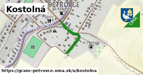ilustrácia k Kostolná, Granč-Petrovce - 230m