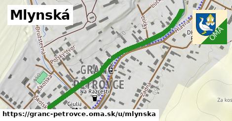 ilustrácia k Mlynská, Granč-Petrovce - 546m