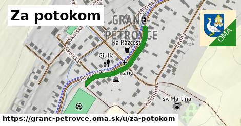 ilustrácia k Za potokom, Granč-Petrovce - 285m