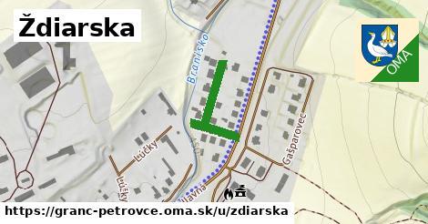 ilustrácia k Ždiarska, Granč-Petrovce - 206m