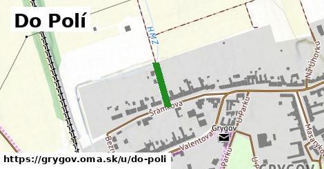 ilustrácia k Do Polí, Grygov - 103m