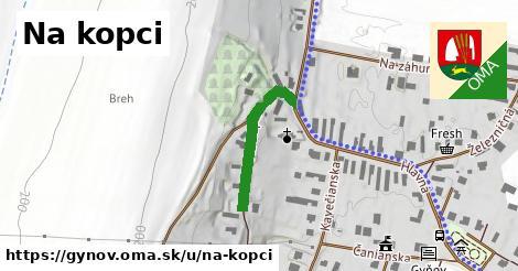 ilustrácia k Na kopci, Gyňov - 222m