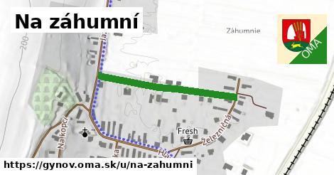 ilustrácia k Na záhumní, Gyňov - 312m
