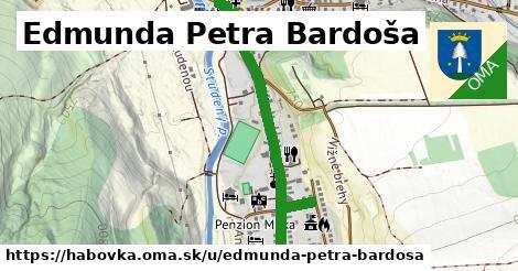ilustrácia k Edmunda Petra Bárdoša, Habovka - 1,10km