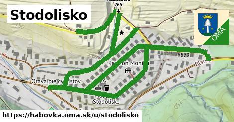 ilustrácia k Stodolisko, Habovka - 0,88km