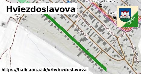 ilustrácia k Hviezdoslavova, Halič - 507m