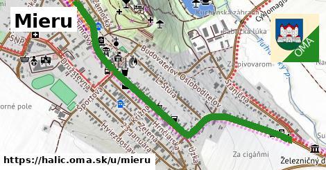 ilustrácia k Mieru, Halič - 1,53km