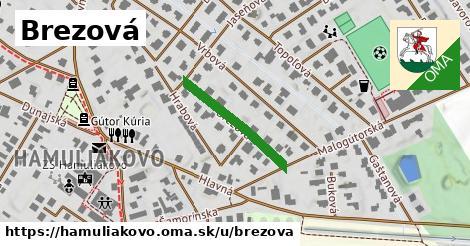 ilustrácia k Brezová, Hamuliakovo - 214m