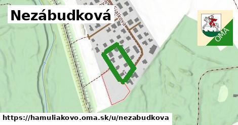 ilustrácia k Nezábudková, Hamuliakovo - 308m