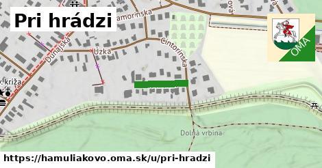 ilustrácia k Pri hrádzi, Hamuliakovo - 124m