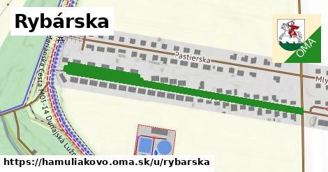 ilustrácia k Rybárska, Hamuliakovo - 0,74km
