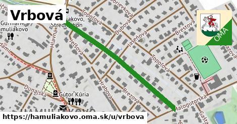 ilustrácia k Vŕbová, Hamuliakovo - 462m