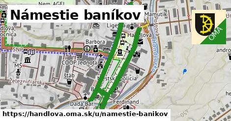 ilustrácia k Námestie baníkov, Handlová - 0,71km