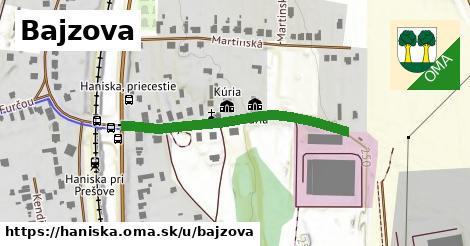 ilustrácia k Bajzova, Haniska - 362m