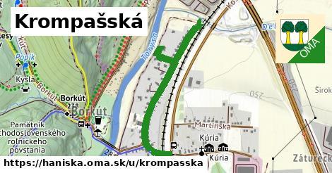 ilustrácia k Krompašská, Haniska - 666m