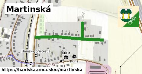 ilustrácia k Martinská, Haniska - 358m