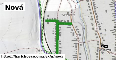 ilustrácia k Nová, Harichovce - 409m