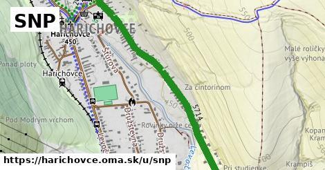 ilustrácia k SNP, Harichovce - 1,20km
