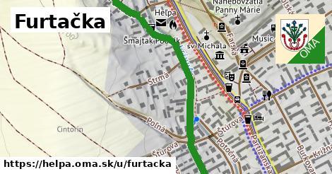 ilustrácia k Furtačka, Heľpa - 0,94km
