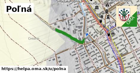 ilustrácia k Poľná, Heľpa - 174m