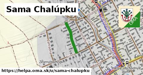 ilustrácia k Sama Chalúpku, Heľpa - 168m