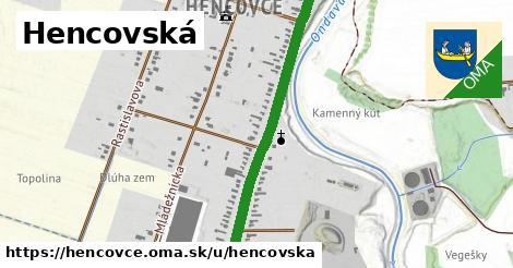 ilustrácia k Hencovská, Hencovce - 2,9km