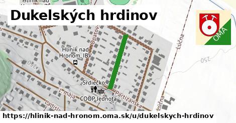 ilustrácia k Dukelských hrdinov, Hliník nad Hronom - 179m
