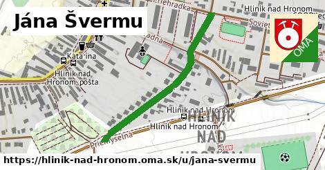 ilustrácia k Jána Švermu, Hliník nad Hronom - 400m